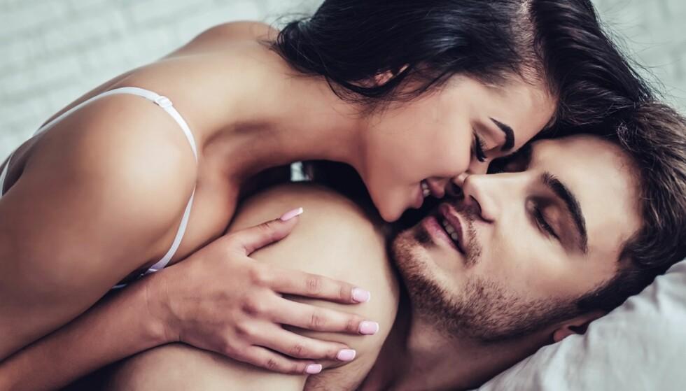 VÆR GODE MOT HVERANDRE: Sex trenger ikke alltid bety samleie. FOTO: NTB Scanpix
