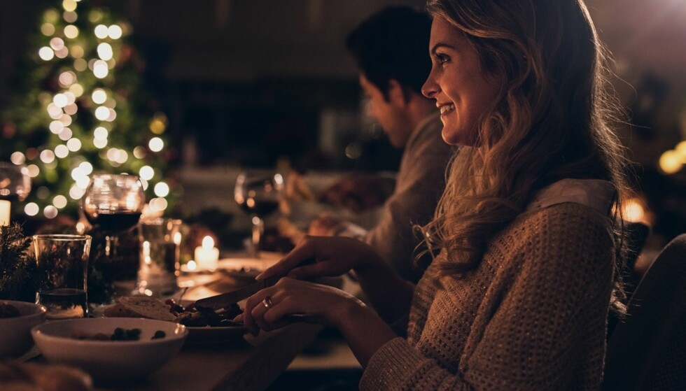 PASSE VEKTA: Du kan faktisk kose deg i jula selv om du ønsker å passe litt på vekta. FOTO: NTB Scanpix