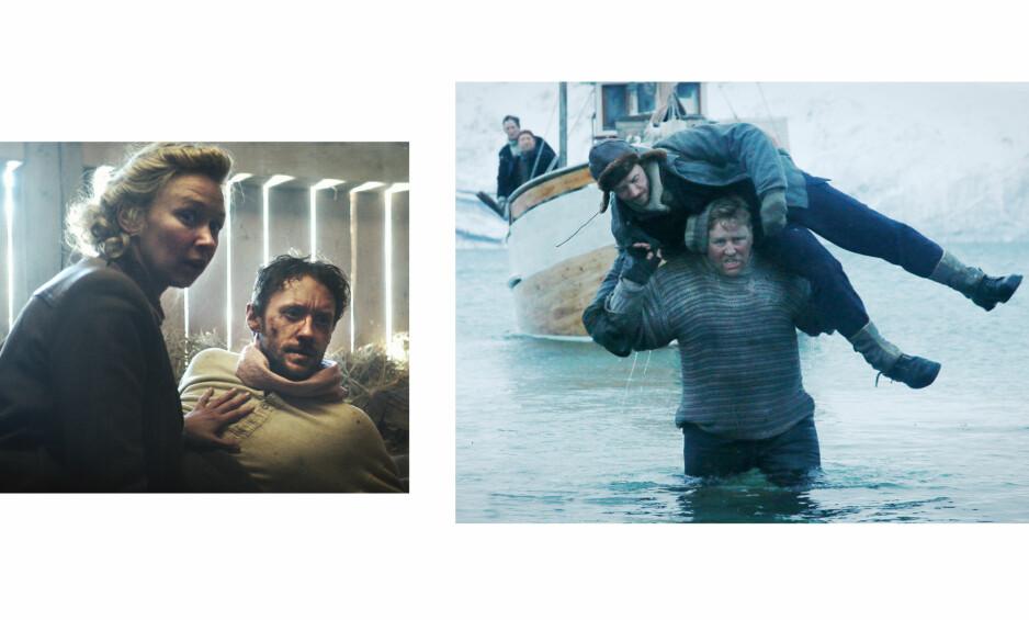 ANMELDELSE DEN 12. MANN: I den norske storfilmen «Den 12. mann» blir vi kjent med historien til motstandsmannen Jan Baalsrud, og alle de som hjalp ham med å flykte fra nazistene over til Sverige. FOTO: Filmweb