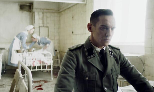 GESTAPOSJEF: Den irske skuespilleren Jonathan Rhys Meyers gjør en formidabel jobb som den kalde nazi-generalen Kurt Stage. Han måtte lære seg tysk for rollen. Foto: Filmweb