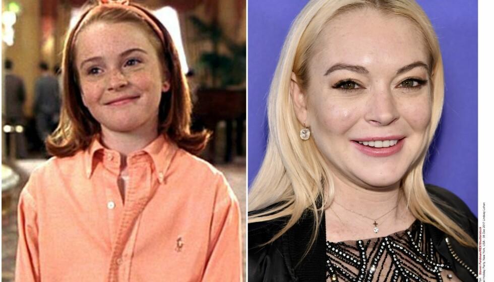 <strong>TØFF HVERDAG:</strong> Det har ikke vært så lett for Lindsay Lohan, men nå er hun tilbake for fullt. Foto: The Parent Trap / NTB Scanpix