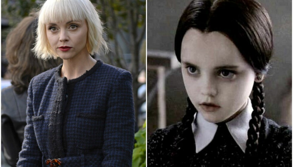 <strong>JOBBET HARDT:</strong> Ciristina Ricci sluttet aldri å jobbe, og har hatt en jevn strøm av roller siden 1993. Foto: NTB Scanpix / The Addams Family
