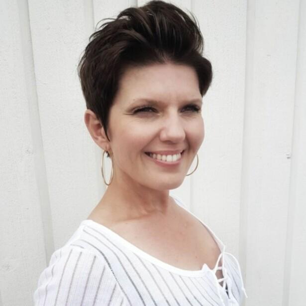 EKSPERTEN: Makeupartist og skjønnhetsblogger for KK.no Tone Skipa. FOTO: Privat