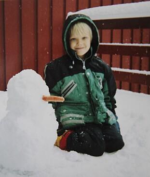 ORKET IKKE MER: Ann-Mary husker dagen Arnar kom hjem fra skolen og ropte «Mamma, jeg orker ikke mer» og kastet bøkene sine utover gulvet. FOTO: Privat