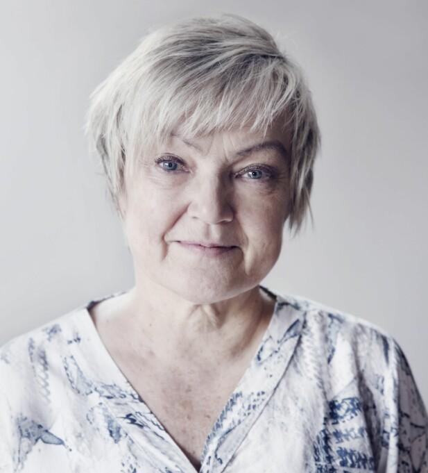 FORBEREDT PÅ MOTGANG: – Da jeg var fire–fem år, sa bestemoren min: «Du skal møte mye motgang, men du kommer til å klare deg.» Når jeg har følt meg alene, har jeg tenkt mye på de ordene, sier Ann-Mary. FOTO: Yvonne Wilhelmsen