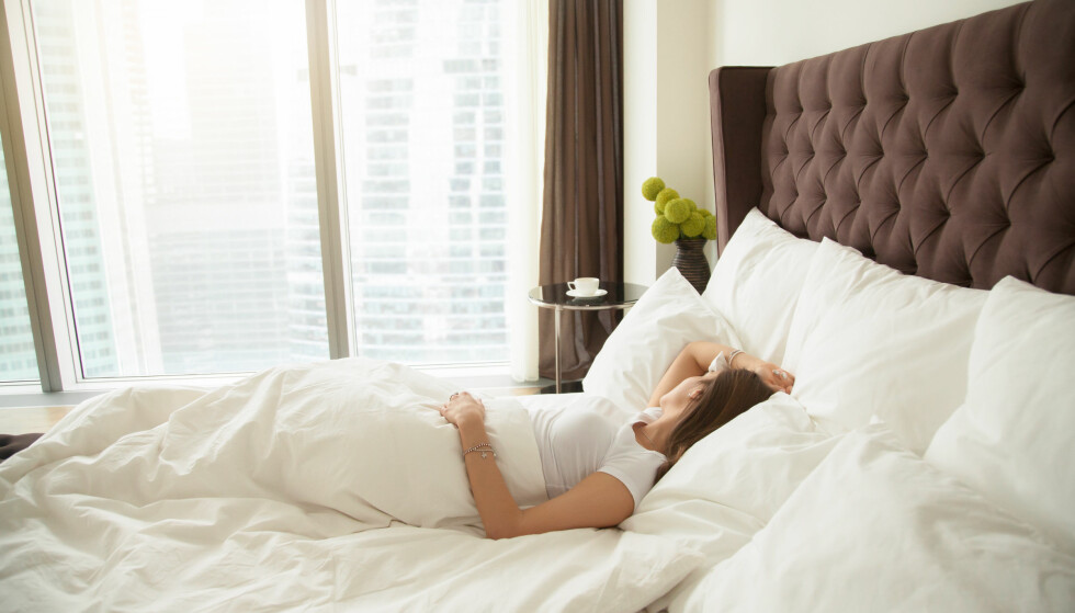 SYK FØR FERIE: Merker du at du ofte blir syk før ferien? Dette er hvorfor! FOTO: NTB scanpix