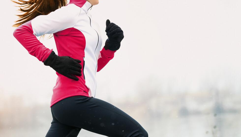 INTERVALLER: Intervalltrening er vist å være det aller beste for hjertet, men det er viktig å huske at all trening og aktivitet er bra. FOTO: NTB Scanpix