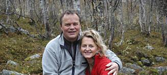 Hildegun mistet ektemannen 15 måneder etter han fikk ALS-diagnosen: - Det er en dødsdom