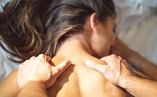 Bruk massasje som forspill!