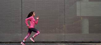 Gjør det vondt i ryggen når du trener?
