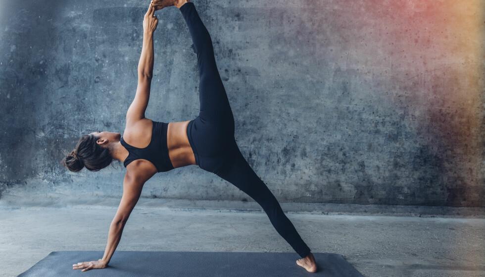 <strong>YOGA:</strong> I løpet av de siste årene har treningsformen yoga blitt superpopulært i Norge. FOTO: NTB Scanpix.