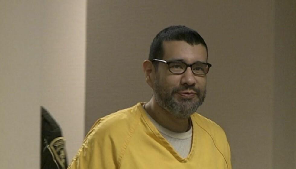 TRUE CRIME: Anthony Garcia ville gjerne bli hjernekirurg, men fikk sparken fordi han var for ustabil. FOTO: NTB scanpix