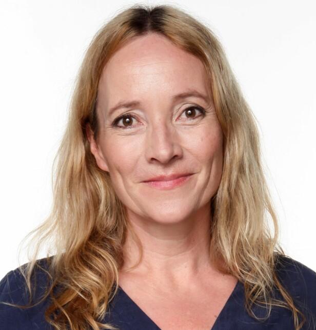 HAR ET STERKT BÅND: Psykologspesialist og familieterapeut Trine Eikrem forklarer hvorfor mødre og døtre har det sterkeste emosjonelle båndet. FOTO: Privat