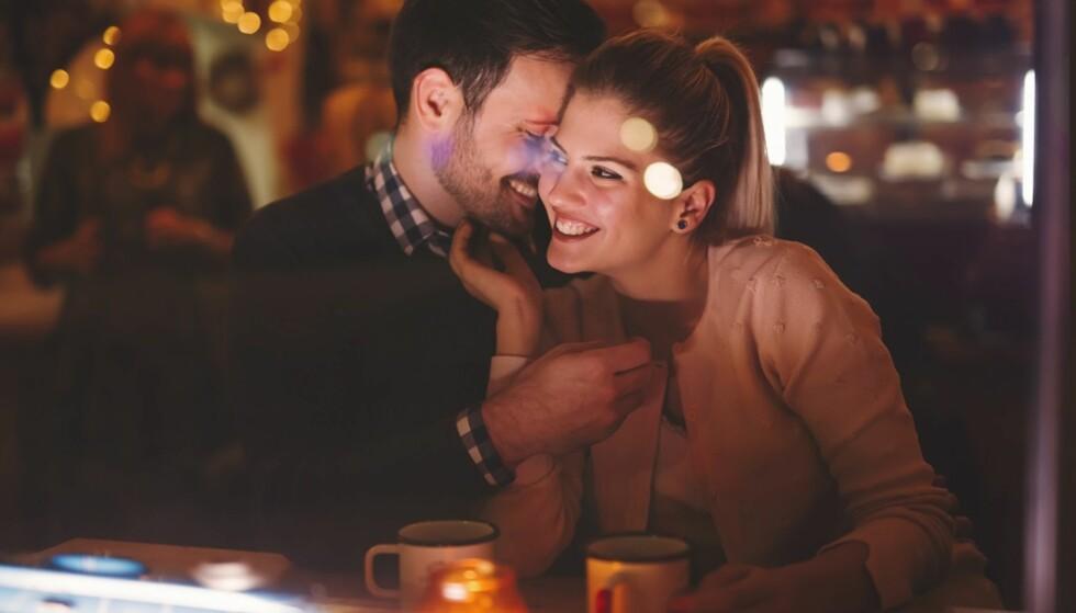 PÅVIRKER LYST: - Et tungt måltid før sex er ikke lurt, sier eksperten. FOTO: NTB Scanpix