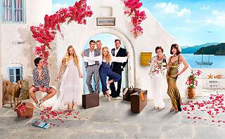 Se traileren til den nye Mamma Mia-filmen