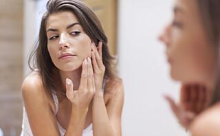 Hva gjør egentlig julematen med huden vår?
