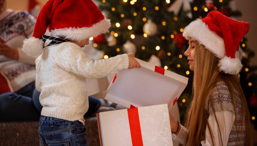 Til deg som skal feire jul med barn