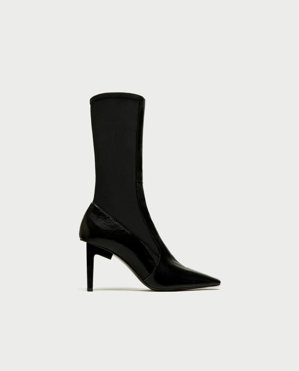 Sko fra Zara |899,-| https://www.zara.com/no/no/h%C3%B8yh%C3%A6lt-skinnskolett-med-firkantet-tupp-p15125201.html?v1=5009526&v2=731580