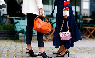 8 trendy designervesker som nå er på salg