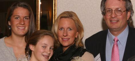 Innbruddet som fikk fatale konsekvenser - Williams kone og to døtre ble drept i familiehjemmet