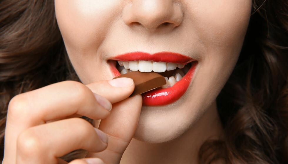 SJOKOLADE: Hvor mye hadde du savnet sjokolade om det ble borte? FOTO: NTB Scanpix