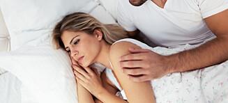 Dette er problemet de fleste par opplever i senga