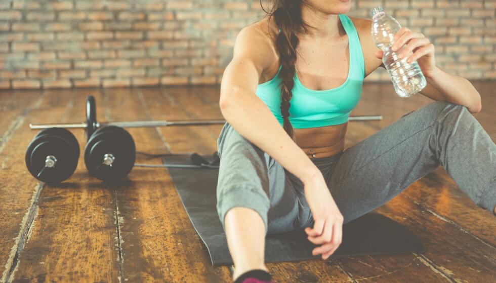 <strong>VIKTIG:</strong> På søvnunderskudd klarer ikke kroppen din å restiturere optimalt, og du presterer dårligere på trening. FOTO: NTB Scanpix