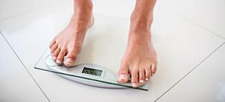 Tarmbakteriene dine kan påvirke vekta