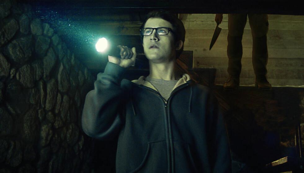 SKUMMELT: Det er ingen tvil om at den nye serien «The Open House» kommer til å øke pulsen noen hakk. FOTO: Netflix