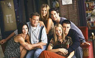 10 ting du kanskje ikke visste om «Friends»