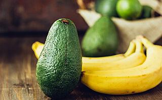 Dette er de 7 fruktene med mest kalorier