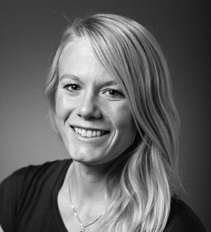 EKSPERTEN: Klinisk ernæringsfysiolog og postdoktor ved Rikshospitalet, Ida Gregersen. FOTO: privat