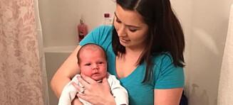 Marissa valgte hjemmefødsel – uten jordmor!