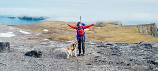 Kristine (29) flyttet fra Hawaii for å jobbe på Bjørnøya i Barentshavet