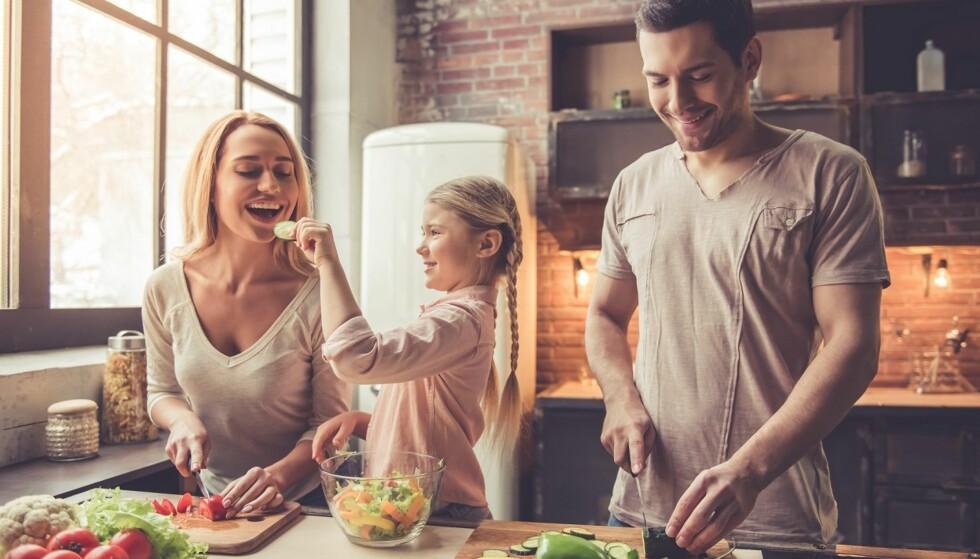 ULIK SMAK: Matvarer kan faktisk smake noe ulikt fra person til person. FOTO: NTB Scanpix