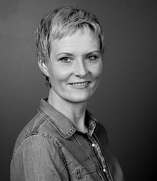 BRA MED ØKT KUNNSKAP: Men Anette Drangsholt, leder i Autismeforeningen, mener det fortsatt er mange som får diagnosen alt for seint. Foto: Autismeforeningen