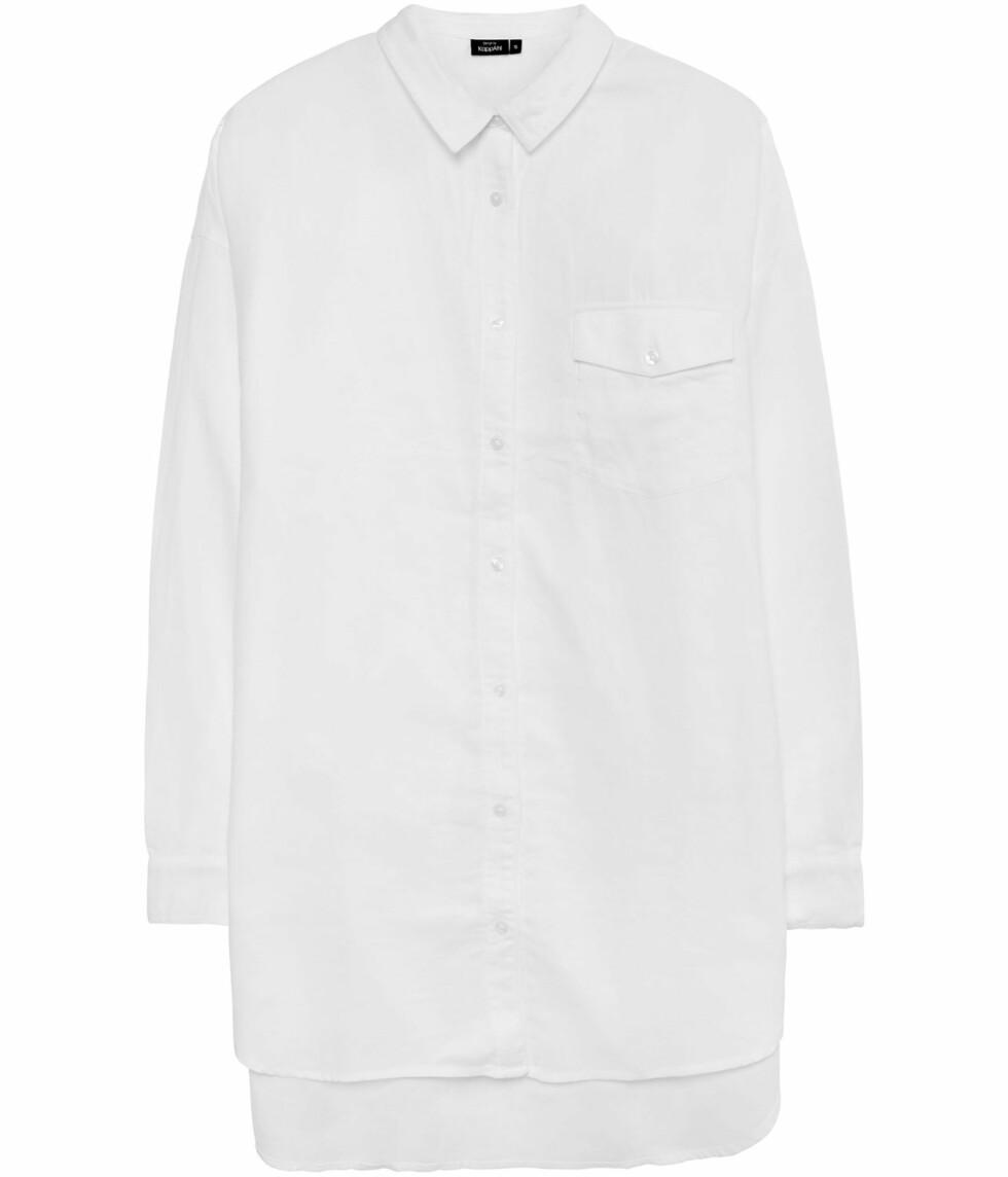 Skjorte fra Kappahl |150,-| https://www.kappahl.com/nn-no/dame/dame/skjorte/266189