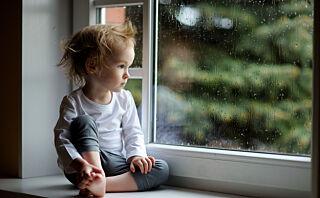 Blir du ofte svært sint på barnet ditt?