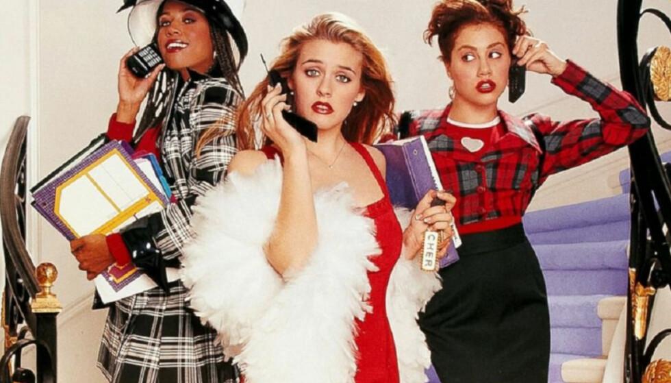 «CLUELESS»: Mye har forandret seg siden «Clueless»-tidene i 1995. FOTO: Clueless