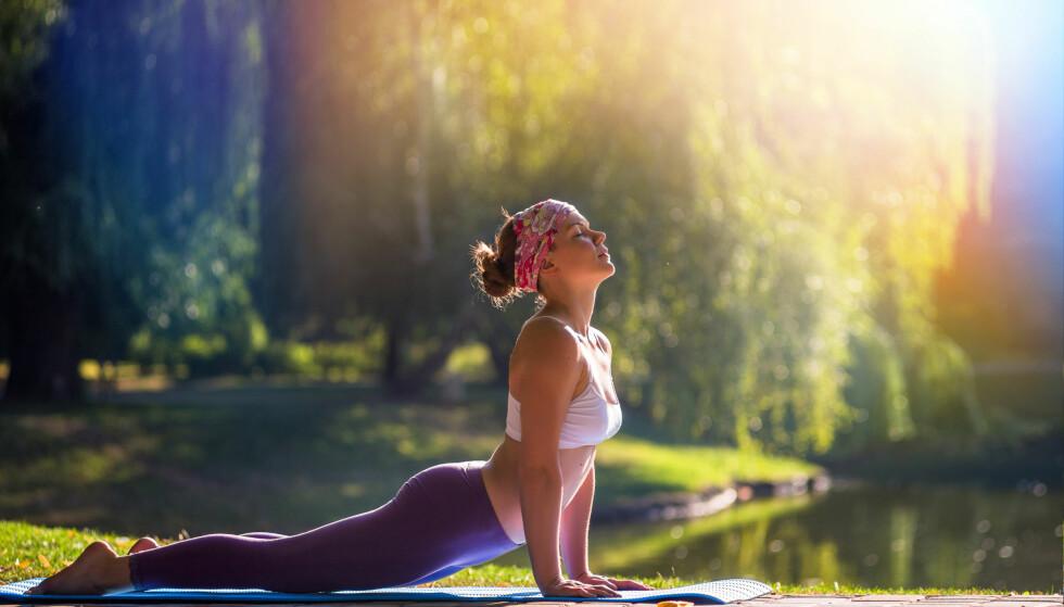 TA DEG EN PAUSE: En velfortjent pause i rolige omgivelser gjør godt for både kropp og sjel. FOTO: NTB Scanpix