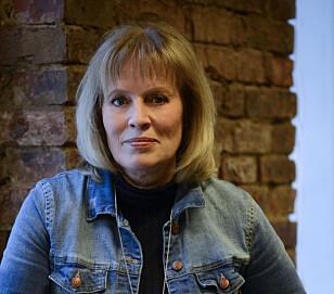 BOKAKTUELL: Mariette har skrevet tre romaner om Sofia, som blir dratt inn i en sekt. Nå er den første kommet på norsk, under tittelen «Sekten på Tåkøy». FOTO: Patrik Ljungman