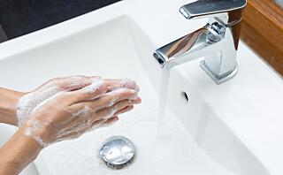 - For hyppig vask kan gi eksem