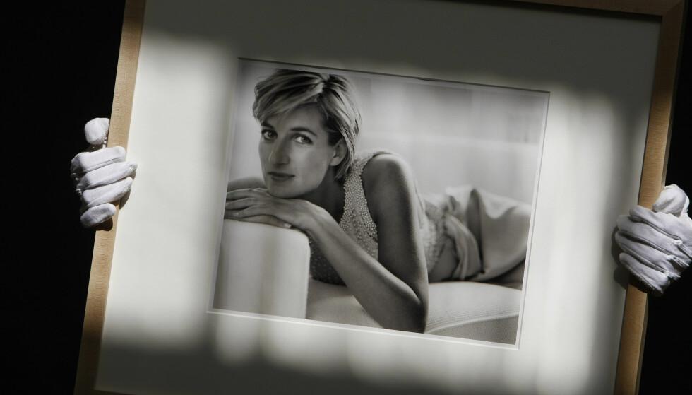 ME TOO: Fotografen bak dette Diana-bildet anklages for seksuell trakassering. FOTO: NTB Scanpix