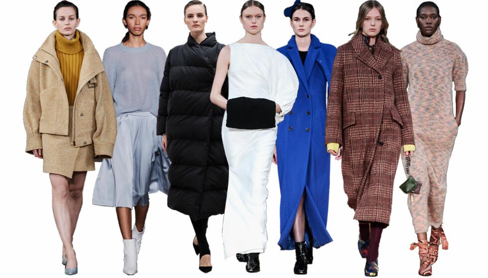 STOCKHOLM FASHION WEEK: Se hvilke kolleksjoner vi falt pladask for! FOTO: Stockholm Fashion Week