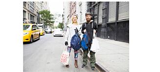 Dette New York-ekteparet eier et hus som de aldri har bodd i - sover heller på sofaen til ukjente mennesker