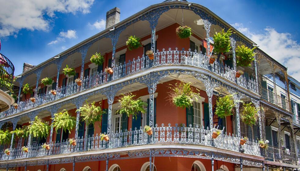 New Orleans Foto: Scanpix