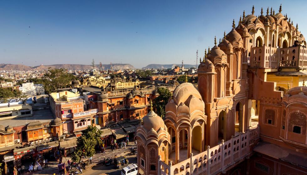 Jaipur Foto: Scanpix
