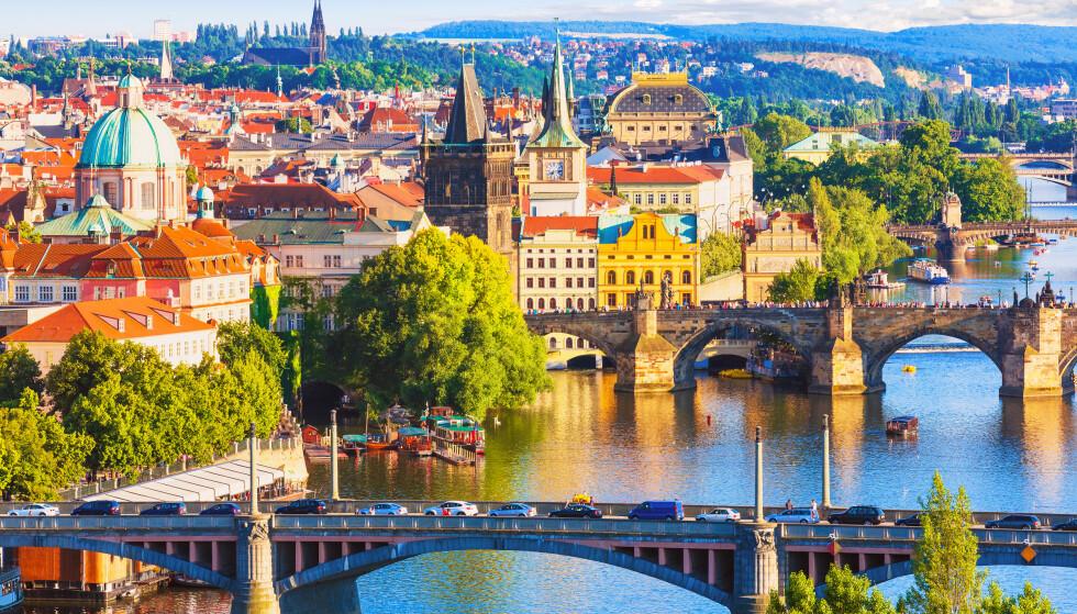 Praha Foto: Scanpix