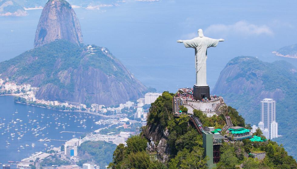 Rio de Janeiro Foto: Scanpix