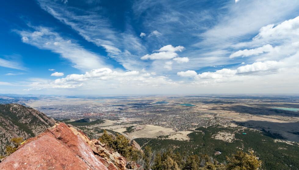 Boulder Foto: Scanpix